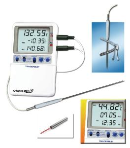 VWR® Traceable® Platinum High-Accuracy Freezer Thermometer