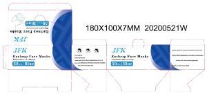 Face mask JFK UltraSafety Brand