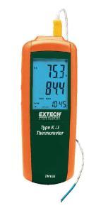 Type J/K Single Input Thermometer, Extech