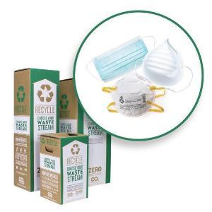 Disposable masks box