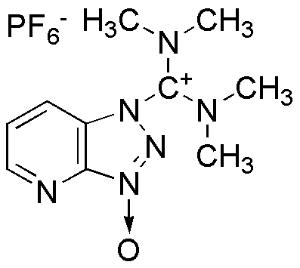 HATU (O-(7-Aza-1H-benzotriazol-1-yl)-N,N,N',N'-tetramethyluronium hexafluorophosphate) ≥99% (by HPLC), Powder