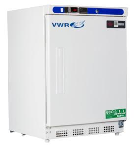 VWR® Series Built-In Undercounter Freezers with Natural Refrigerants