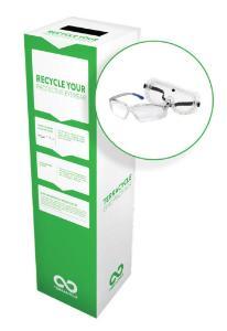 Protective Eyewear Recycling Box, TerraCycle®