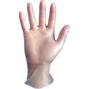 Real Feel Vinyl Disposable Gloves Showa Best Glove