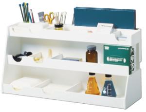 Bench Top Personal Workstation, PVC, TrippNT