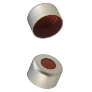 Cap crimp 8 mm natural rub