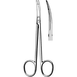 Littler Suture Carrying Scissors, OR Grade, Sklar
