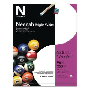 Wausau Paper® Bright White Card Stock