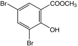 Methyl-3,5-dibromosalicylate 98%