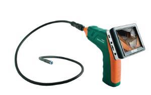 BR250 Video Borescope/Wireless Inspection Camera, Extech