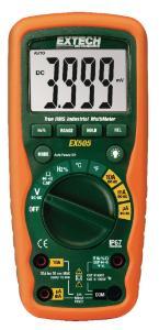 Heavy Duty Industrial MultiMeter, Extech