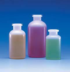 Serum Bottle, High Density Polyethylene, Wheaton