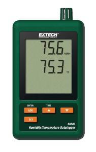 Model SD500 Humidity/Temperature Datalogger, Extech
