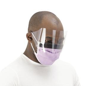 With Mask Prohibit® Medline Eyeshield