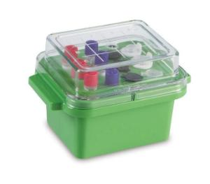 Minicooler, 12 Place, Green