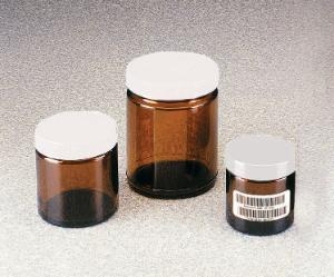 887f9f55e113 Wide Mouth Jars with Caps, I-CHEM™