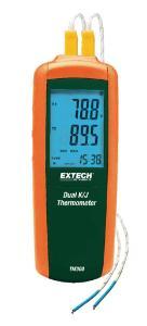 Type J/K Dual Input Thermometer, Extech