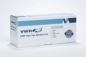 VWR® Low Retention Pipet Tips, Standard Line