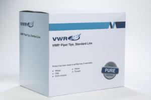 VWR® Aerosol Barrier, Low Retention Pipet Tips, Standard Line