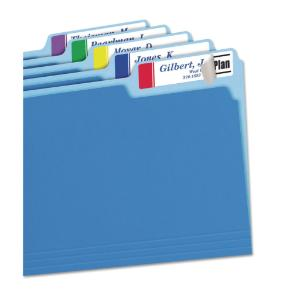 Avery® Extra Large File Folder Labels with TrueBlock™ Technology