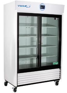 VWR® Performance Series Glass Door Laboratory Refrigerators with Natural  Refrigerants