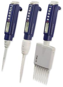 Socorex™ Acura® electro Variable Volume Pipettes, DWK Life Sciences
