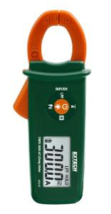 True RMS 300A AC and AC/DC Clamp Meter, Extech