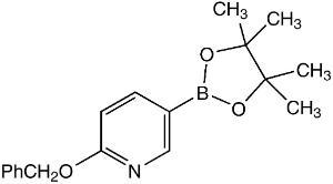 2-Benzyloxy-5-pyridineboronic acid pinacol ester ≥95%