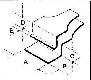 EMS Wafer Tweezers, Electron Microscopy Sciences