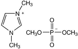 1,3-Dimethylimidazolium dimethylphosphate 98%