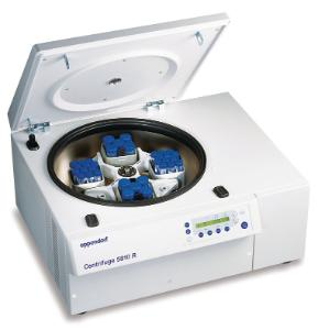 Eppendorf 022638041 Swing-Bucket Rotor A-4-62-MTP with 4 MTP Buckets for Centrifuge Model 5810//R 4-Place