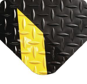 Diamond-Plate SpongeCote™ and UltraSoft Mats, Wearwell®