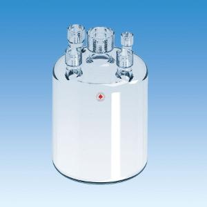 One-Piece Unjacketed Pressure Reactor, Ace Glass