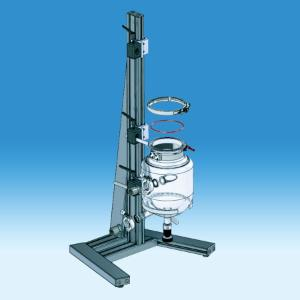 Scale-Up Series™ Jacketed Bench Top Reactor Base System, Ace Glass