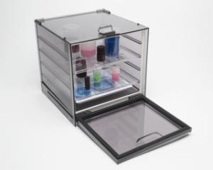 SCIENCEWARE® Dry-Keeper™ Stacking Desiccator Cabinet, Bel-Art