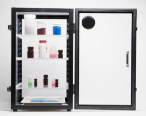 Desiccator cabinets, vertical