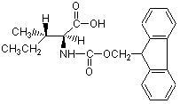 N-[(9H-Fluoren-9-ylmethoxy)carbonyl]-L-isoleucine