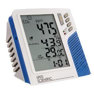 Indoor Air Quality Monitor, Sper Scientific