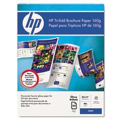 HP Tri-Fold Color Laser Brochure Paper
