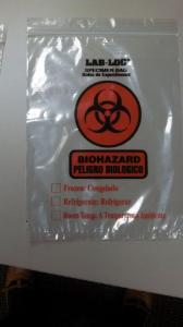 Lab-Loc® Specimen Transfer Bag