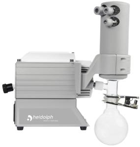 Heidolph® Hei-VAP rotary evaporator RPM regulated vacuum pumps