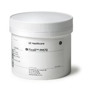 Ficoll PM 70, GE Healthcare