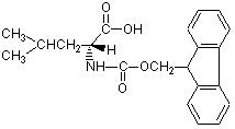 N-Fmoc-D-leucine ≥98.0% (by HPLC, titration analysis)