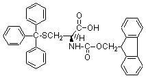 N-[(9H-Fluoren-9-ylmethoxy)carbonyl]-S-(triphenylmethyl)-L-cysteine ≥98.0% (by HPLC, titration analysis)
