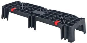 Expandable EZ LockPlatform Rack and Pallet, Quantum Storage Systems