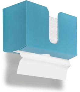 2-In-1 Color Coded Paper Towel Holders, TrippNT