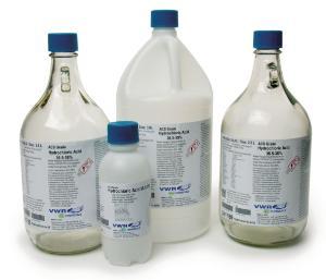Hydrochloric acid 36,5 - 38,0% ACS, VWR Chemicals BDH®