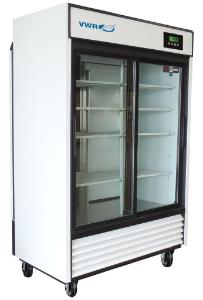 VWR® Series Pass-Thru Laboratory Refrigerators with Natural Refrigerant