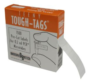 Diversified Biotech Teeny Tough-Tags®