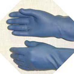 Value Master™ Natural Rubber Gloves, Blue